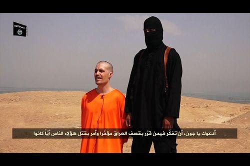 Isisbeheadsjournalist